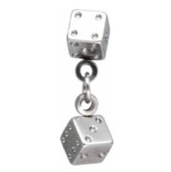 Steel Ring with Clip-in Dice REA