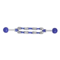 Steel Flexible Industrial Colored Barbell