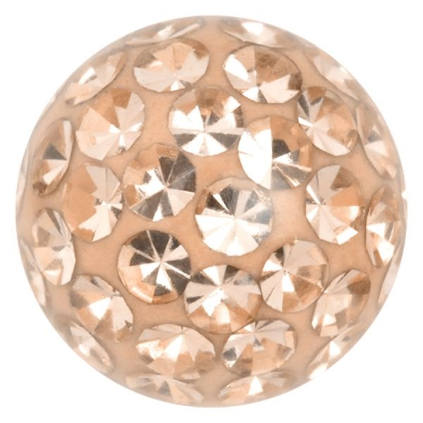 Clip-in Sealed Multi Jewelled Ball