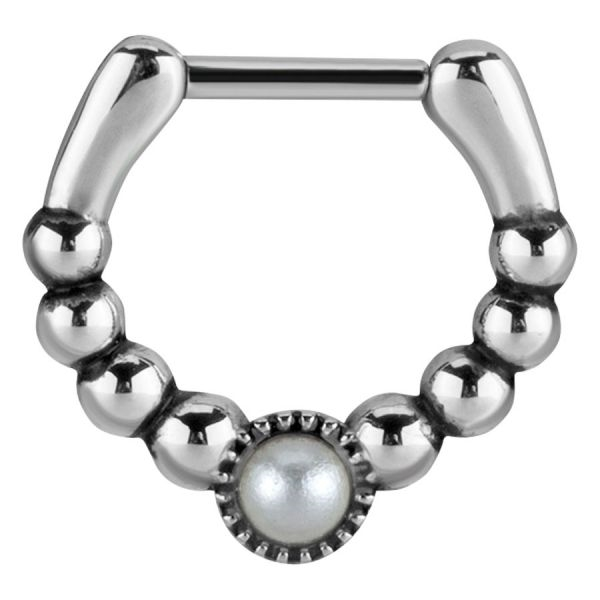 Steel Basicline® – Anjali Septum Clicker