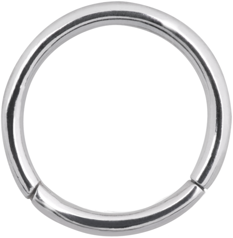 Stahl Septum Clicker Nase Ring Scharnier Segment Ohr Helix Tragus Ring Hoop.