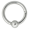 Steel Hinged BCR Ring
