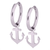 Steel AnchorHoops - Sold in pair