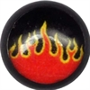 Steel Blackline® Ikon Ball - 01 Flames