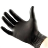 Prime Ultra Thin BLACK Powder Free Nitrile gloves - Box of 100 pc