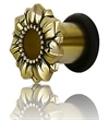 Brass Tribal Afgan Flower Tunnels