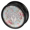 Rose Punch Plugg 05- Diamant Roses Mint