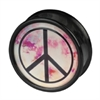 Rose Punch Plugg 07-Peace Black