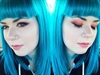 Arctic Fox Semi-Permanent Hair Colors - Aquamarine